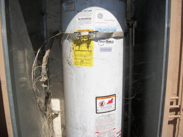 Water heater condition